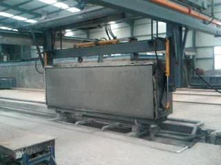 蒸养加气砖生产设备