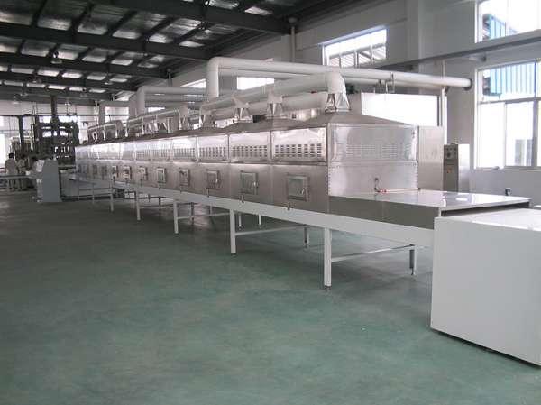 威雅斯供应微波肉制品解冻设备