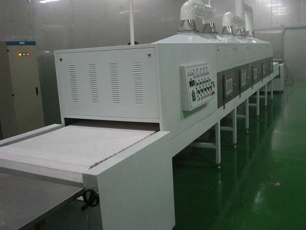 竹、木制品干燥微波机