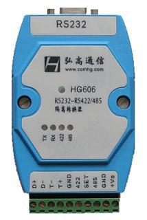 RS232/485/422有源光电隔离转换器 外接8-30V电源