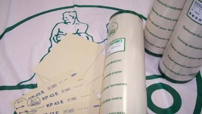 AWUKO牌/太阳牌进口高端皮革打磨砂纸代理商
