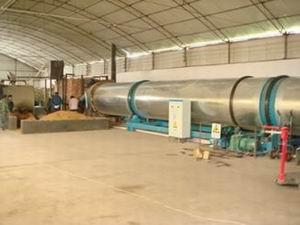推陈出新脱硫石膏烘干机厂家提高操作系统