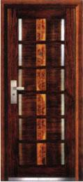 名盛实木复合门-ss13