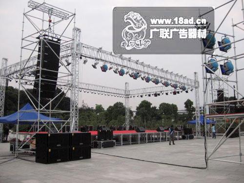 上海灯光架 truss 上海舞台架 上海吊挂钢架 太空架
