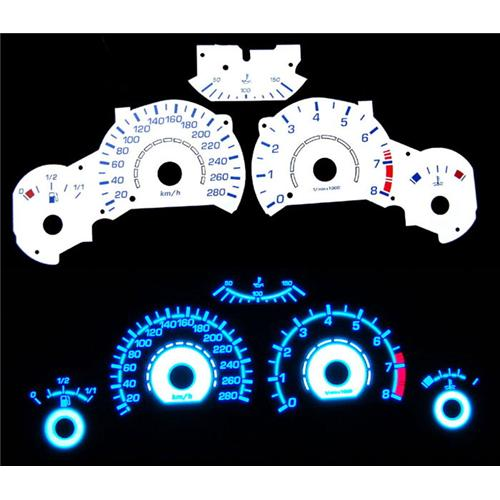 EL发光片仪表,EL冷光仪表盘,车辆仪表盘