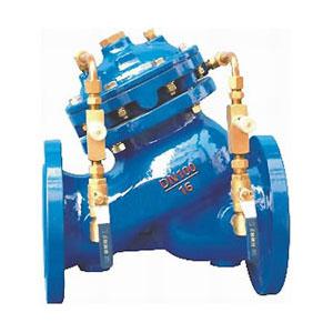 JD745X型多功能水利控制阀
