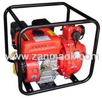 上海赞马2寸汽油动力7.5马力高压水泵,抽水机,消防泵,自吸式高