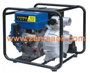 上海赞马3寸汽油188动力高压水泵,抽水机,消防泵,自吸式高扬程