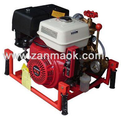 本田13马力动力2.5寸汽油高扬程便携式手抬消防水泵(海水泵)