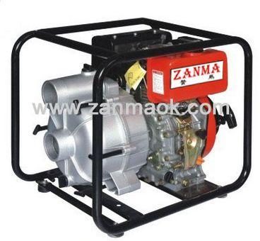 上海赞马3寸178动力柴油污水泵,排污泵,抽水机,水泵机组