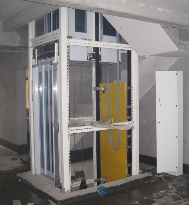 上海西尚别墅电梯上海三菱二层家用上海电梯别别墅装修效果图农村别墅图片