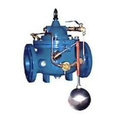 W100D定水位阀、水力控制阀、浮球阀
