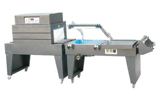 450A热收缩包装机 半自动L型封切机