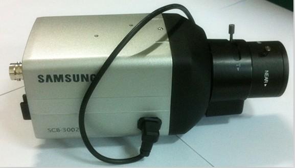 仿三星3002P枪机监控摄像机