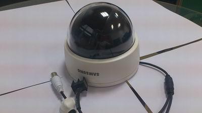 仿三星监控摄像机SCD-2080P宽动态变焦半球模式