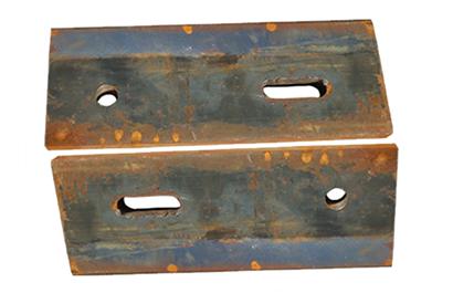 伸缩缝夹板,斜接头夹板,钢轨连接板,钢轨联结板