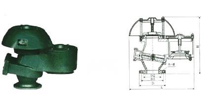QZF-89全天候防火防爆呼吸阀