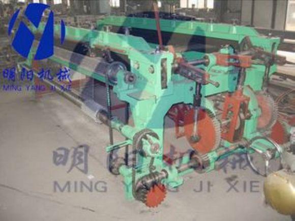 六角网编织机械