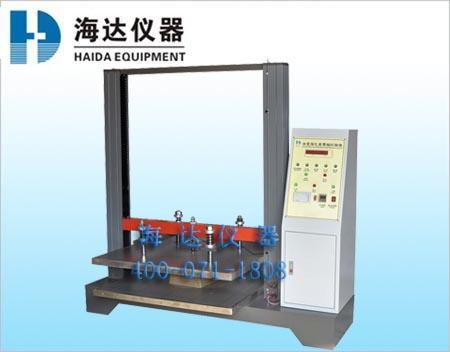 高性能纸箱堆码测试机︱深圳纸箱堆码测试机
