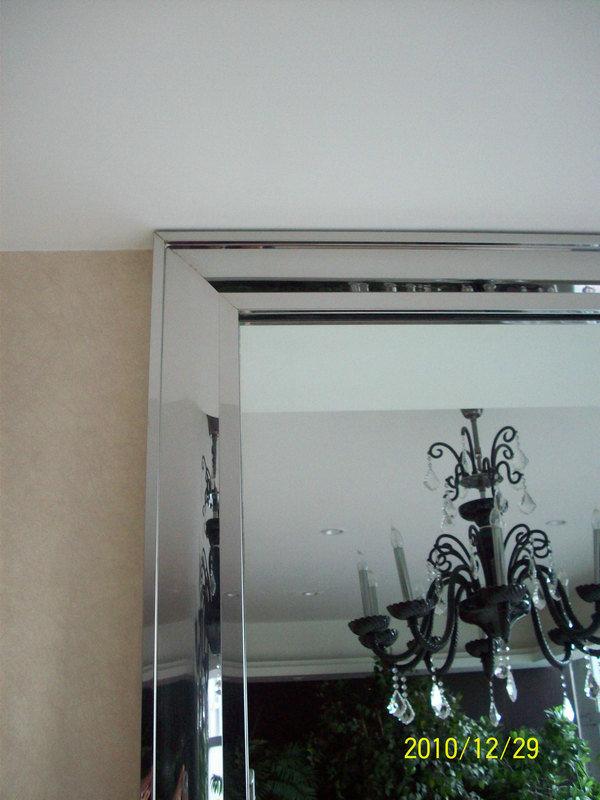 供应镜面不锈钢镜框 加工不锈钢门框 酒店高档茶几加工