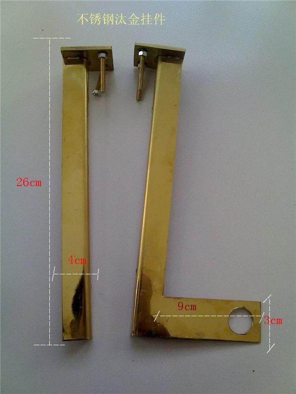 不锈钢真空镀膜加工 钛金不锈钢大门 钛金不锈钢制品 不锈钢U型槽