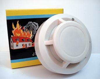 安吉斯烟感器/独立式家用光电/火灾烟雾感应/烟感探测器/无线烟感