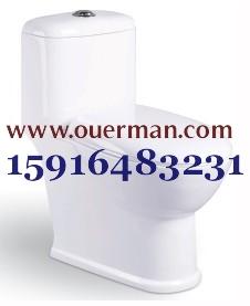 潮州柜盆生产商 卡芙妮品牌马桶8616