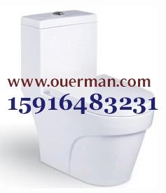 广东浴室柜厂 卡芙妮品牌马桶8638