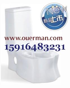 广东潮州艺术盆  卡芙妮品牌马桶8680