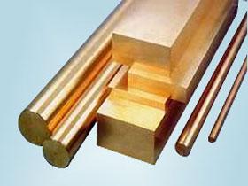 耐高温C14500环保碲铜方棒,耐磨QA17铝青铜棒