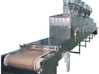 微波草酸钴干燥设备