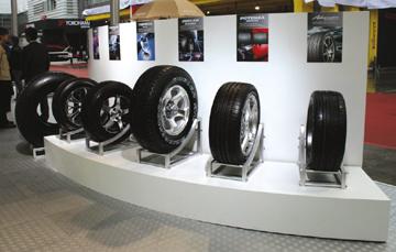普利司通轮胎285/45R19 DUELER H/P SPORT