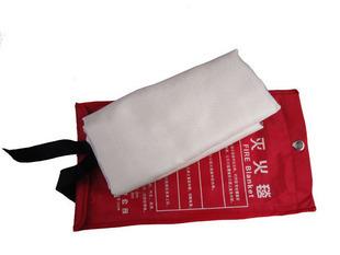 消防毯/玻璃纤维/灭火毯/防火毯/救生毯/应急毯1*1米/家庭备
