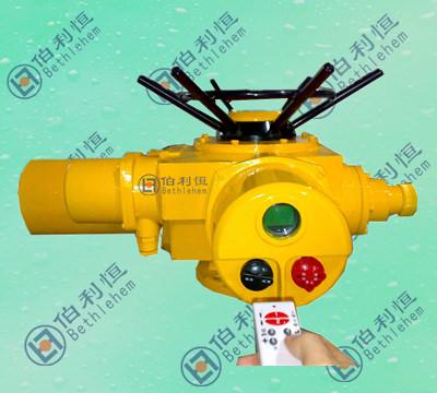 DZW15-24B防爆型电动执行器