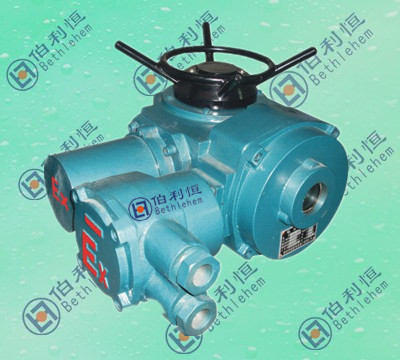 隔爆调节型电动阀门装置DZTB30