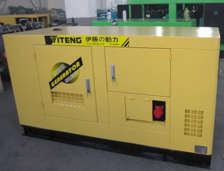 15KW汽油发电机|家庭用小型发电机