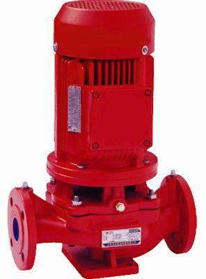 XBD-L单级单吸立式消防泵