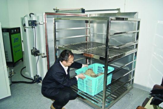 真空充氮杀虫灭菌设备