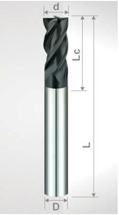 钨钢涂层铣刀,合金铣刀厂家直销,价格优惠