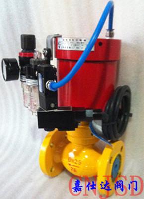 OQDQ421F燃气防爆电磁动紧急切断阀