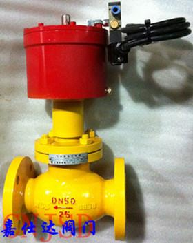 QDQ421F站用气动燃气紧急切断阀