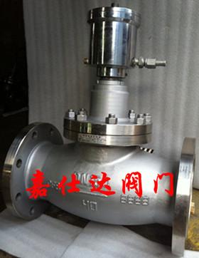 QDY421F-16C液动燃气紧急切断阀
