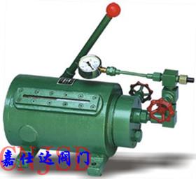 SB-03站用手摇油泵