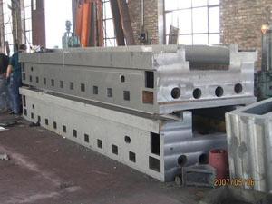 机床床身铸造,机床维修,机床改造,机床外协维修