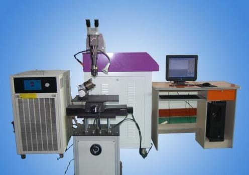 矽钢片自动激光焊接机厂家批发销售