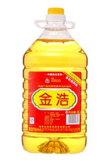 金浩茶油-茶籽调和油