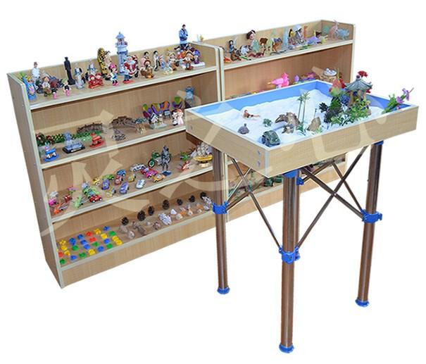 沙盘玩具游戏治疗箱庭疗法