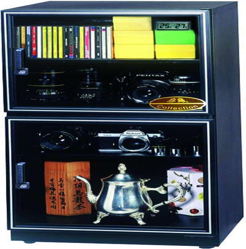 相机 数码产品 摄影器材防潮箱 单反相机干燥箱 干燥储物箱
