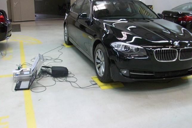 超限检测仪/汽车测重仪/超载检测地磅