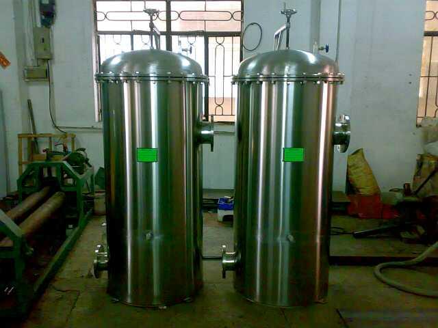 厂家供应广东不锈钢机械过滤器
